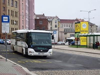 Jízdenky jsou u řidičů MHD v Jablonci k zakoupení bez přirážky