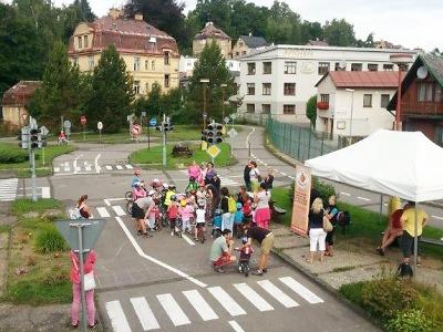 Dopravní hřiště v Jablonci se otevře 25. května