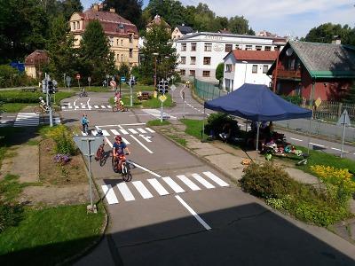 Proškolením na dopravním hřišti prošlo celkem 762 malých cyklistů
