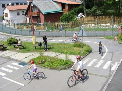 Dopravní hřiště v Jablonci funguje i o prázdninách