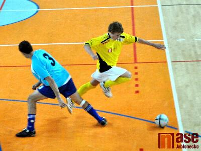 Futsalisté Alfy porazili Mělník 5:4