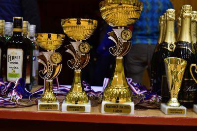 Kamenická liga dohrála, celkovým vítězem je tým Kořínek
