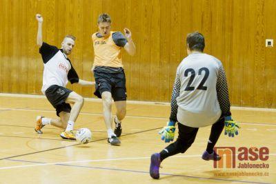 Mezinárodní fotbalový turnaj v Tanvaldě se vydařil