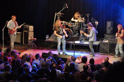 Obrazem: Koncert Supergroup.cz v Jablonci