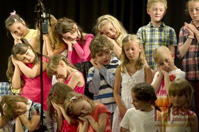 Obrazem: První koncert žáků ZUŠ Tanvald