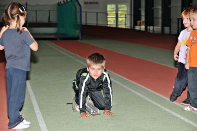 Obrazem: Mateřské centrum Jablíčko se baví
