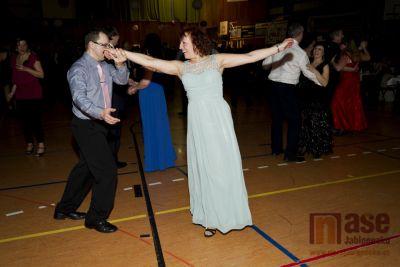 XII. Tanvaldský sportovní ples obrazem