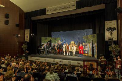 Obrazem: Slavnostní zahájení 50. sezony Divadla Járy Cimrmana