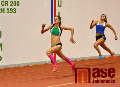 Obrazem: Mezinárodní atletické závody žactva