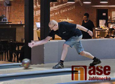 V Jablonci proběhlo otevřené mistrovství Liberce v bowlingu