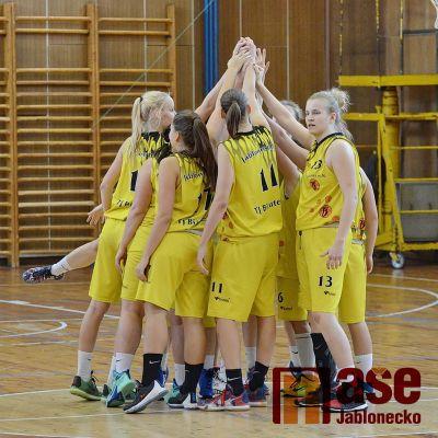 Basketbalistky Bižuterie vstupují do play-off z druhého místa