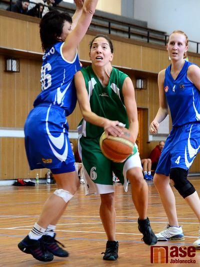 Neúspěšná mise basketbalistek na západě Čech