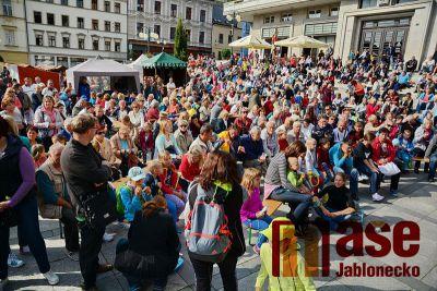 Obrazem: Jablonecké podzimní slavnosti 2016