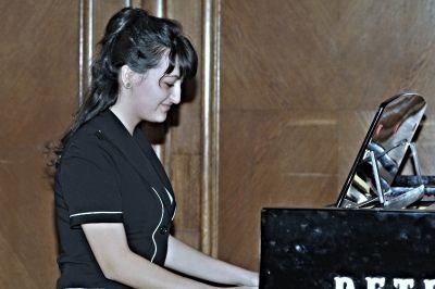 Obrazem: Klavirní koncert v ZUŠ