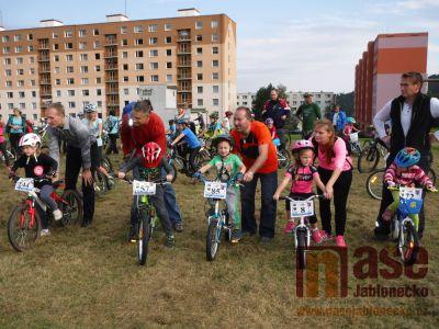 Cyklokrosem pokračoval seriál O pohár běžce Tanvaldu