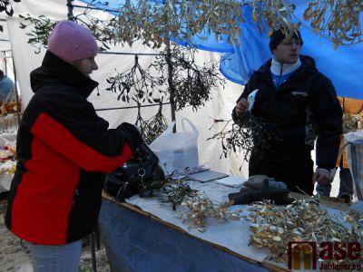 Jablonecké vánoční trhy v plném proudu