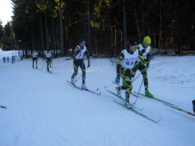 Na šestidenní se počet lyžařů zdvojnásobil