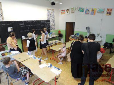 Projektový den žáků Gymnázia a OA Tanvald
