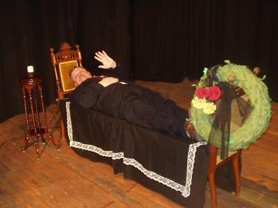 Divadelní soubor z Krupky ukáže v Josefově Dole humorné monology