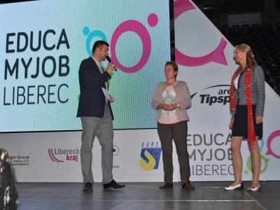 Veletrh EDUCA přilákal tisíce zájemců o vzdělání a práci