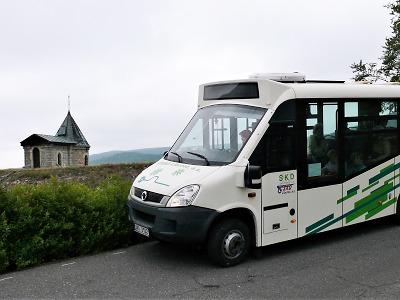 Tanvaldsko s Frýdlantskem propojí elektrobus. Pojede kolem Souše