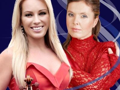 Harfa s violou v prvotřídním přednesu