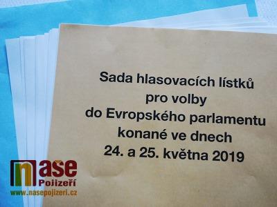 Jak jste volili do Europarlamentu v městech Jablonecka