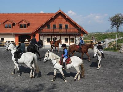 Agroturistika funguje v Libereckém kraji na farmě Vysoká u Chrastavy