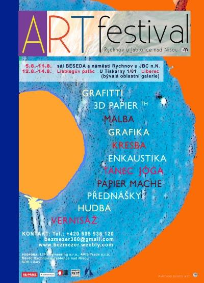 Jaký program má ART festival Rychnov 2016?