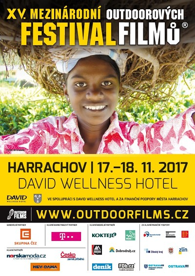 Filmový festival outdoorových filmů má opět zastávku v Harrachově