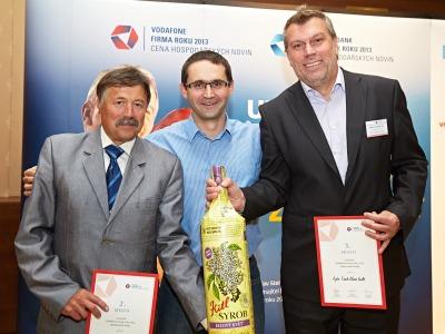 V soutěži Firma roku Libereckého kraje uspěli podnikatelé z Jablonecka