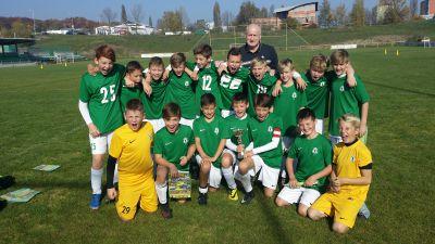 D-žáci postoupili do finále Ondrášovka Cupu