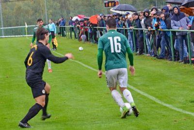 Rezerva FK Jablonec v Břízkách vyrukuje na Živanice