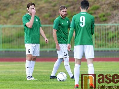 Neúspěšná premiéra béčka FK Jablonec v ČFL