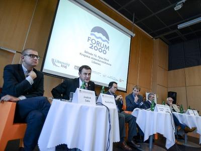 V Liberci se uskutečnila renomovaná mezinárodní konference Forum 2000