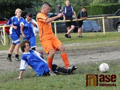 Obrazem: Přátelské utkání Nová Ves - FK Baumit Jablonec ženy