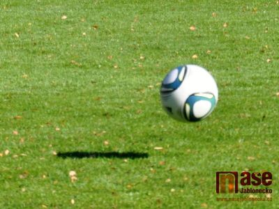 Hamrovští fotbalisté remizovali v Jilemnici, Mšeno B vyhrálo ve Frýdlantě