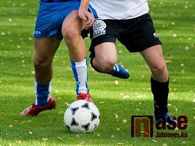 Rychnovští fotbalisté útočí na špičku I.B třídy