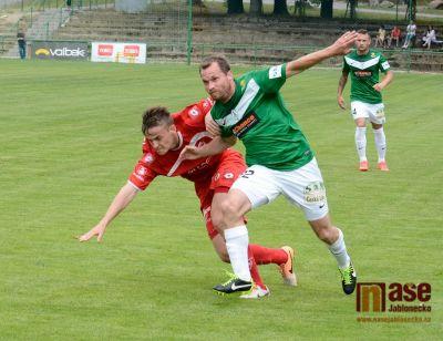 Jablonec na úvod ligy zvítězil 2:0 nad Brnem
