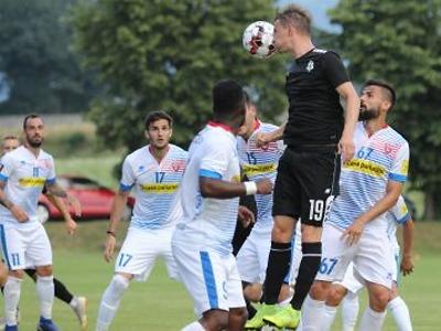 Zasloužená porážka fotbalistů FK Jablonec s Rumuny