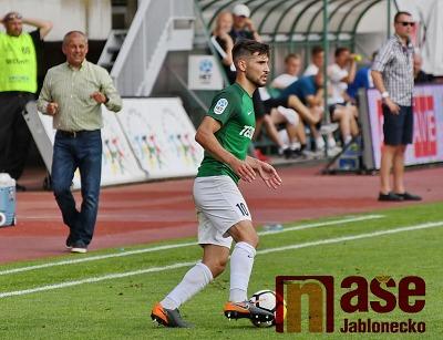 Fotbalisté jabloneckého FK zahájili přípravu