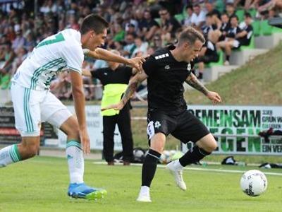 FK Jablonec v Rakousku prohrál i potřetí, ale lepší se