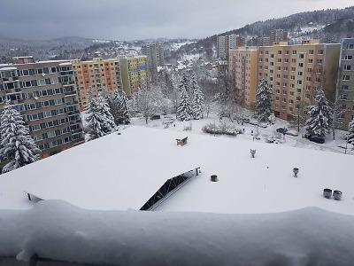 Jak viděli sněhovou kalamitu naši čtenáři