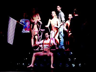 Freddie v Jablonci boural divadlo