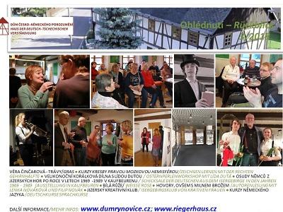 Dubnový program v Galerii FR Rýnovice