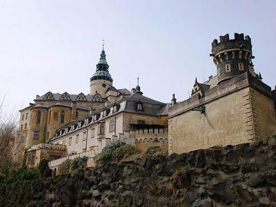 Červencová nabídka na hradech a zámcích v Libereckém kraji