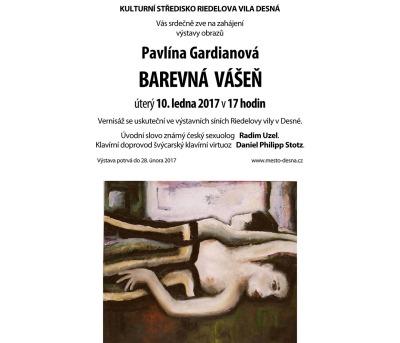 V Riedelově vile v Desné chystají výstavu Pavlíny Gardianové