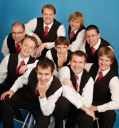 Koncert Gentlemen Singers zahájí Tanvaldské hudební jaro
