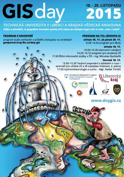 Liberec ožije mapami, program se poprvé koná na dvou místech