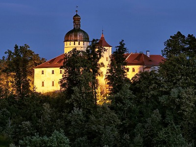 Hradozámecká noc ukáže živé obrazy i Albrechta z Valdštejna